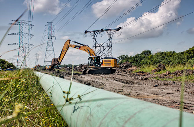 Pipeline Construction 2