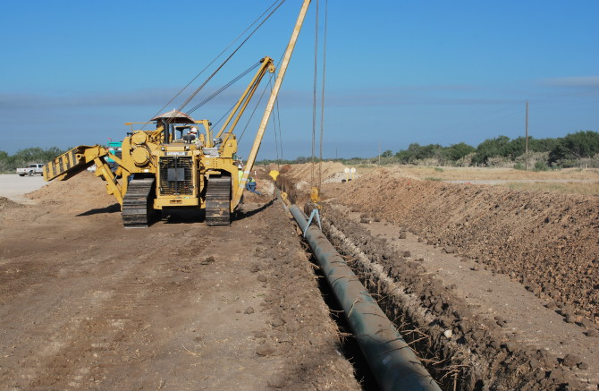 Pipeline Construction 5
